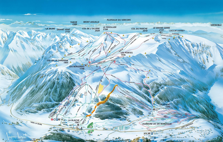 Alpe du Grand-Serre – La Morte
