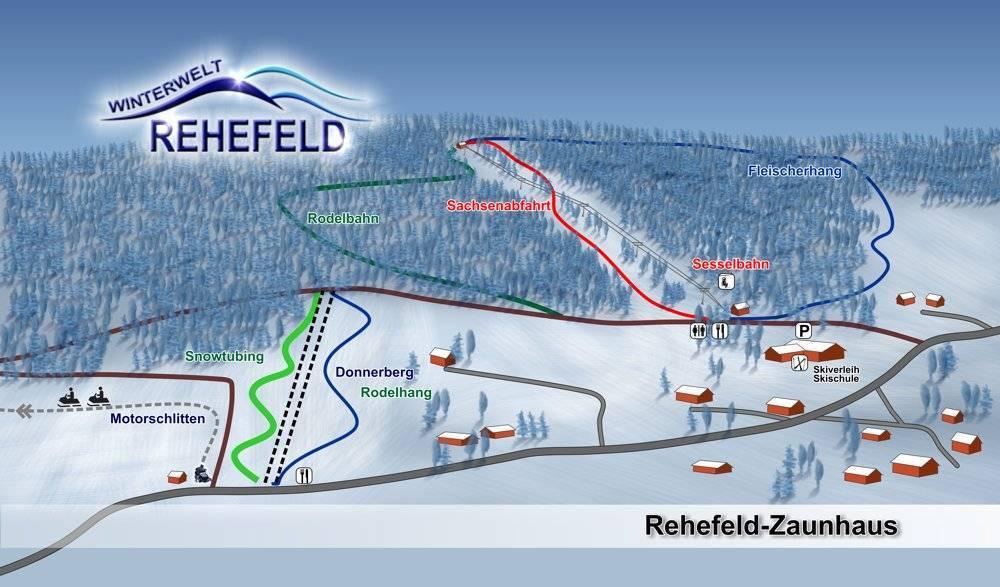 Rehefeld-Zaunhaus