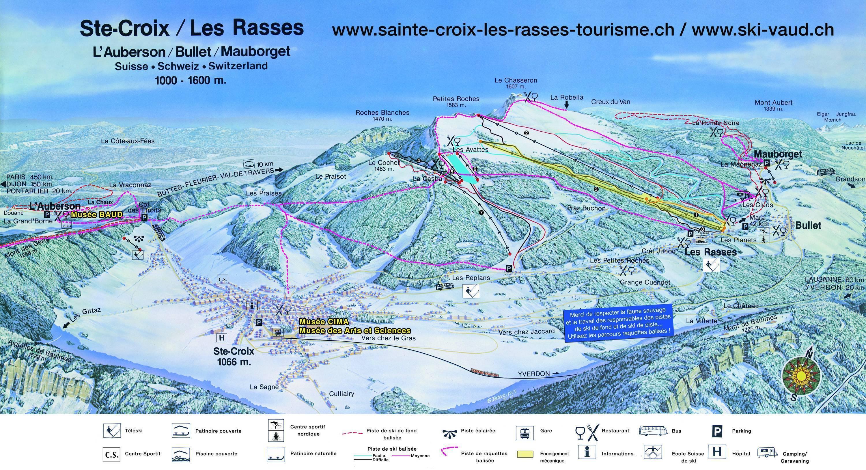 Les Rasses – Sainte-Croix