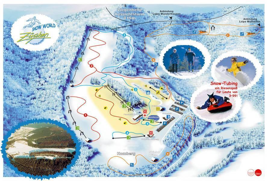 Homberg / Ziegenhelle – Snow World Züschen