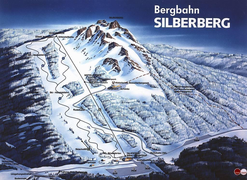 Silberberg – Bodenmais