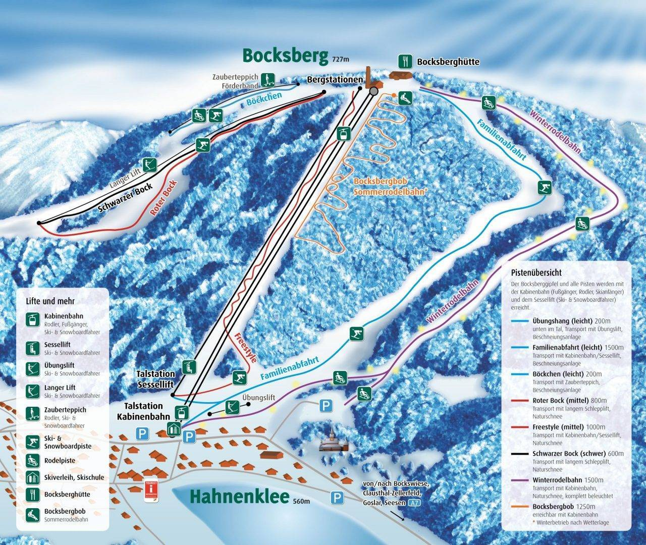 Bocksberg – Hahnenklee
