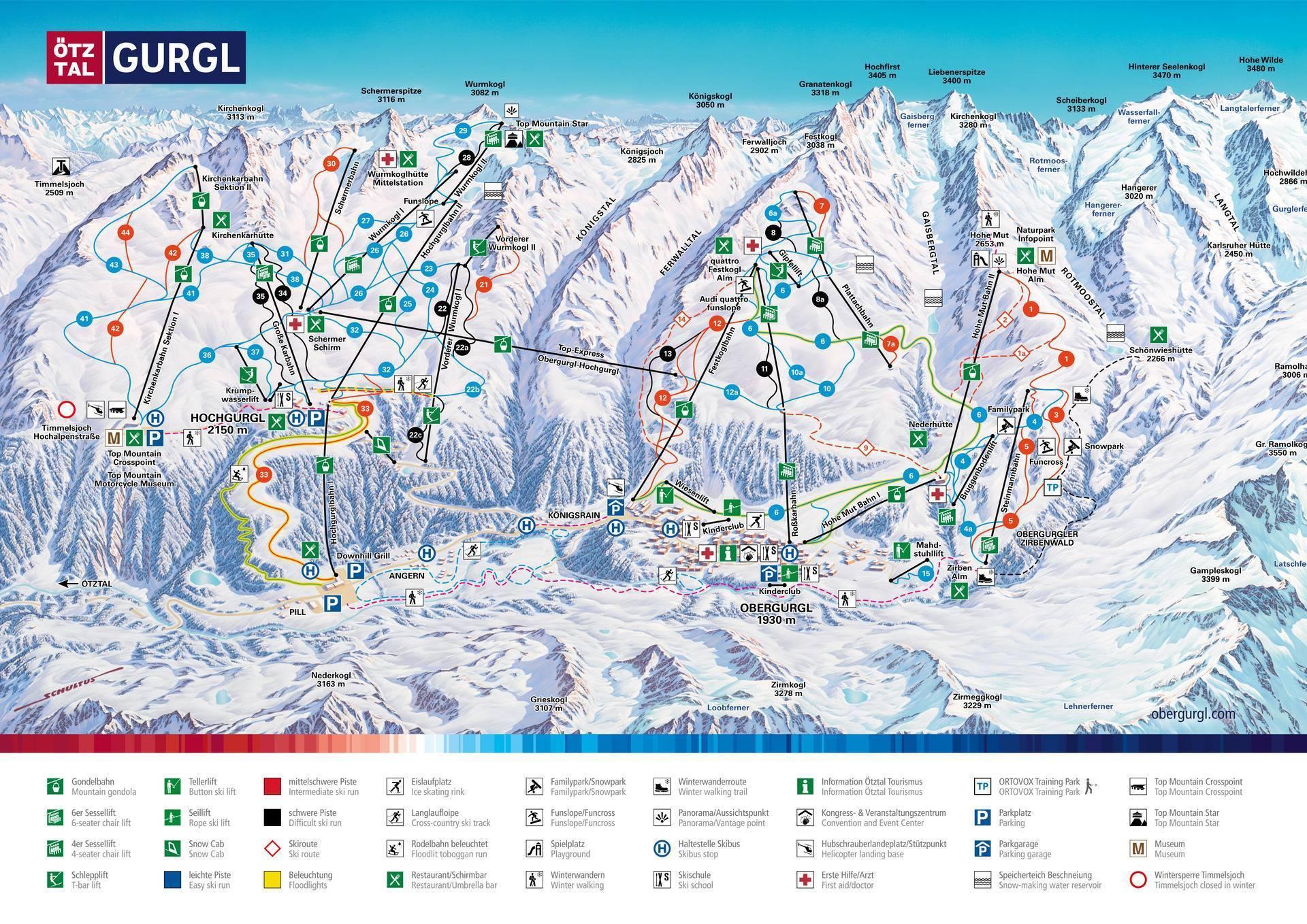 Gurgl – Obergurgl-Hochgurgl