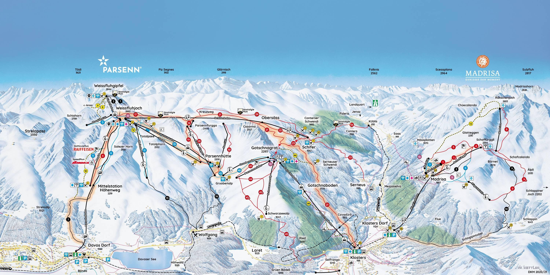 Parsenn (Davos Klosters)