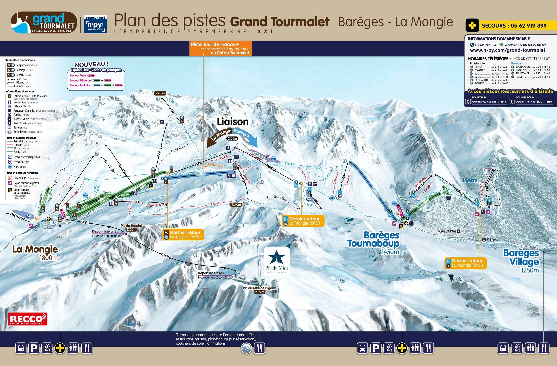 Grand Tourmalet / Pic du Midi – La Mongie / Barèges