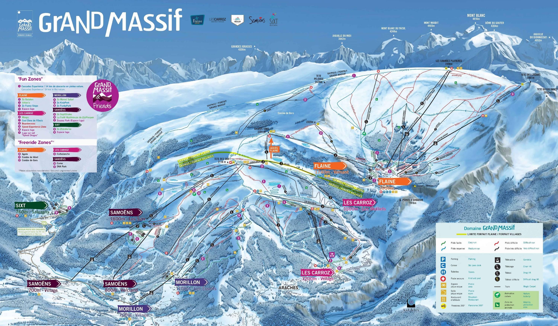Le Grand Massif – Flaine / Les Carroz / Morillon / Samoëns / Sixt