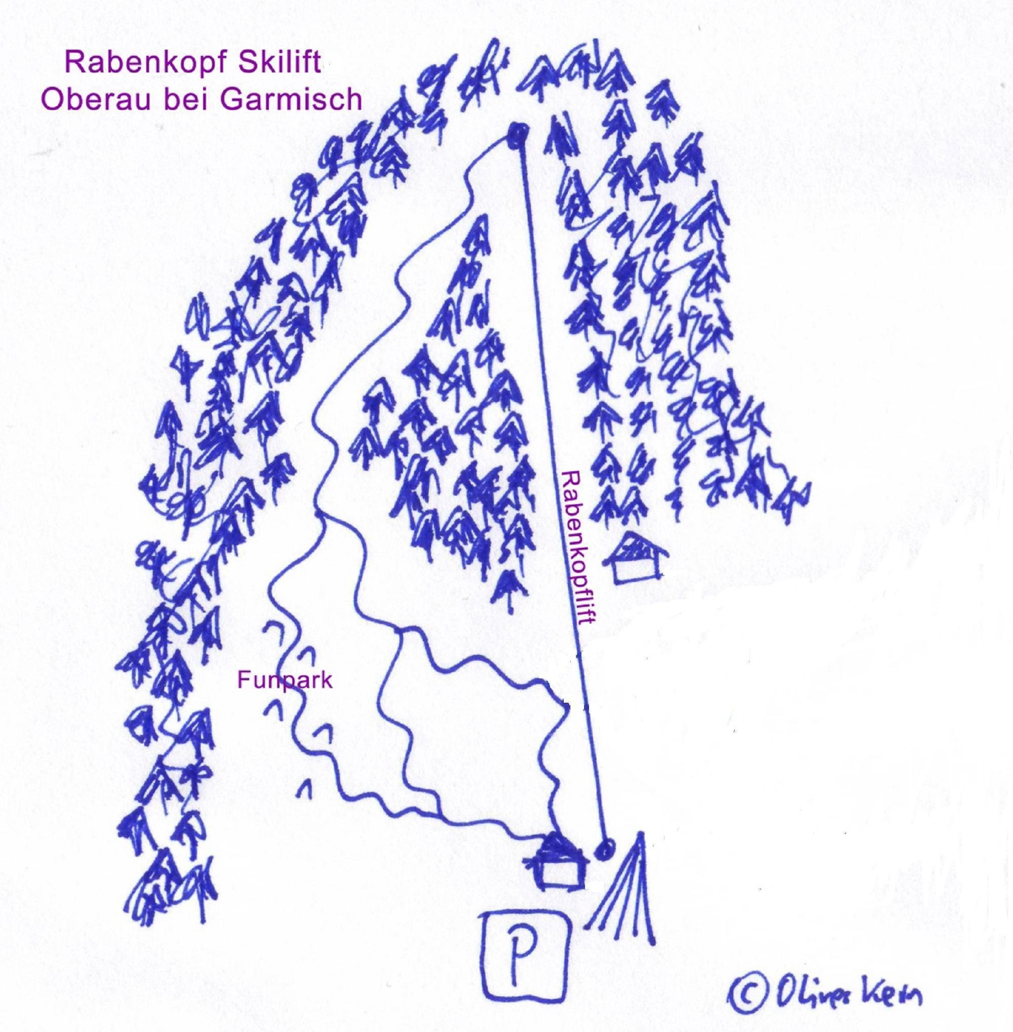 Rabenkopf – Oberau