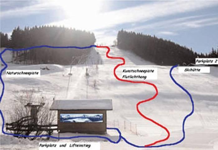 Hesselbacher Gletscher – Bad Laasphe