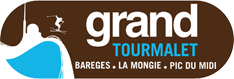 Grand Tourmalet - La Mongie/Barèges logo
